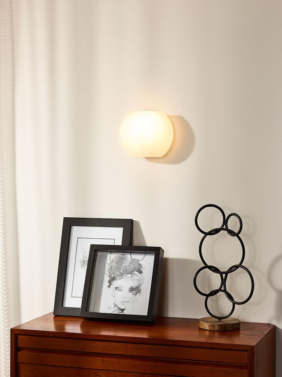 Настенный светильник Lucide Lagan 20226/20/61 цены онлайн