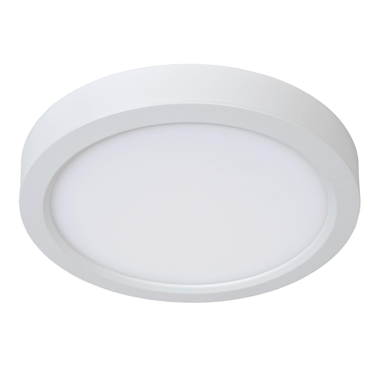 Потолочный светодиодный светильник Lucide Tendo-Led 07105/18/31 lucide встраиваемый светильник lucide tendo led 07901 06 31