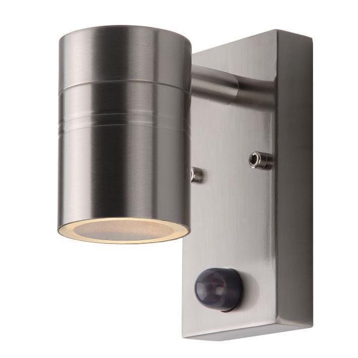 Уличный настенный светодиодный светильник Lucide Arne-Led 14866/05/12 уличный настенный светильник lucide arne арт 14866 21 30
