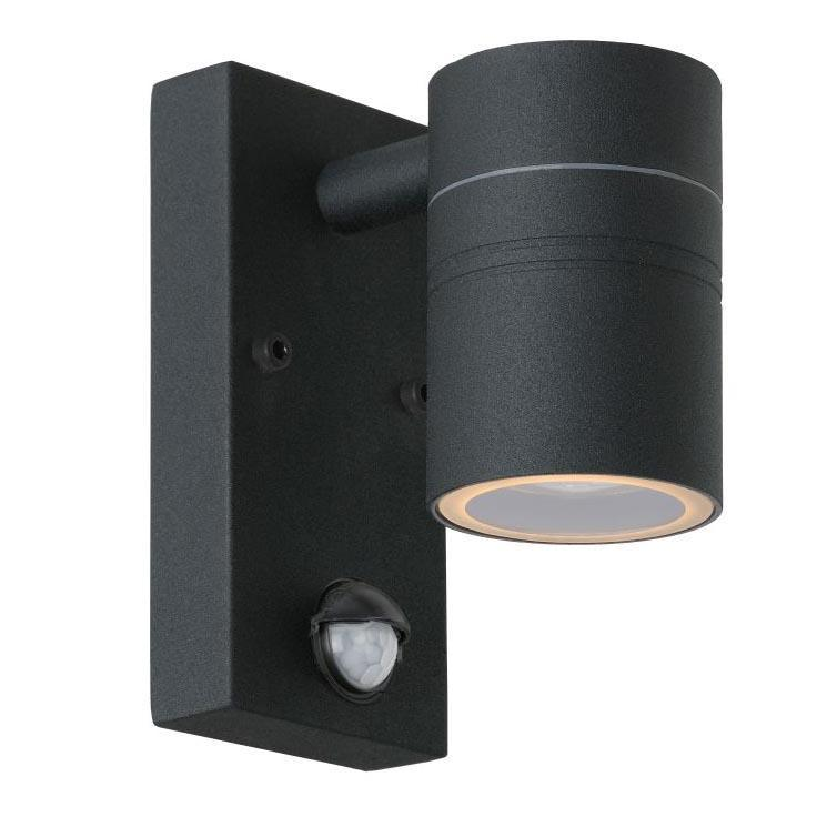 Уличный настенный светодиодный светильник Lucide Arne-Led 14866/05/30 уличный настенный светильник lucide arne арт 14866 21 30