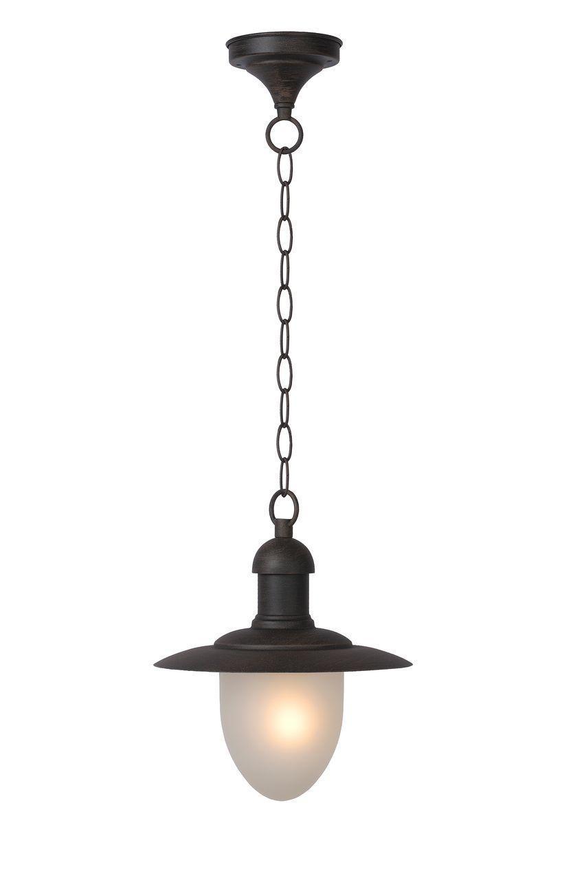 Уличный подвесной светильник Lucide Aruba 11872/01/97 уличный подвесной светильник lucide aruba 11872 01 97