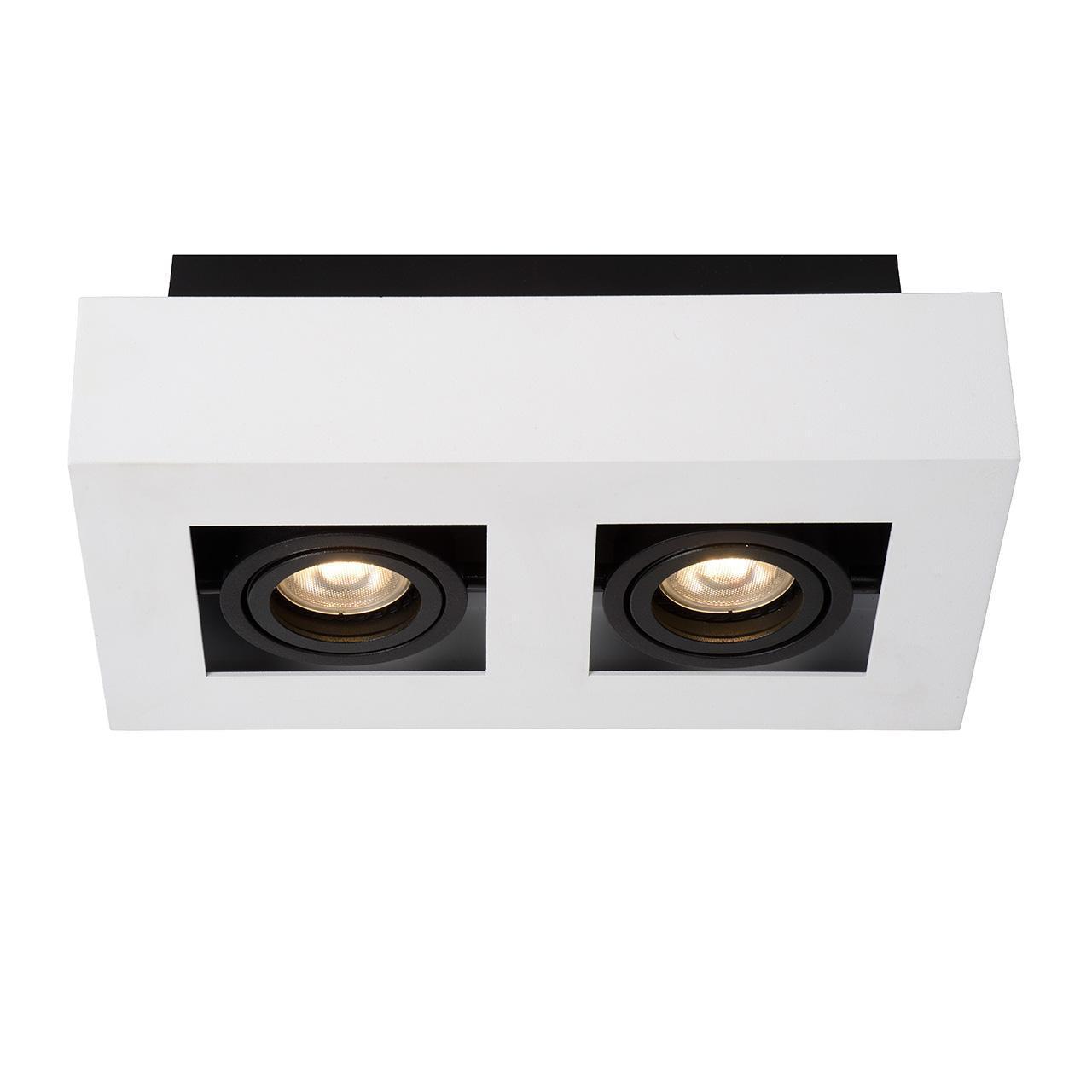 Потолочный светодиодный светильник Lucide Xirax 09119/10/31 цена