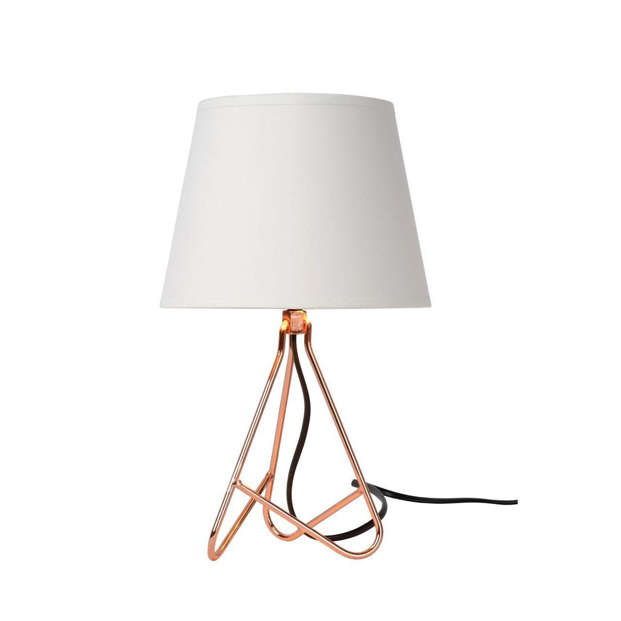 Настольная лампа Lucide Gitta 47500/81/17 настольная лампа lucide yoko 34523 81 99