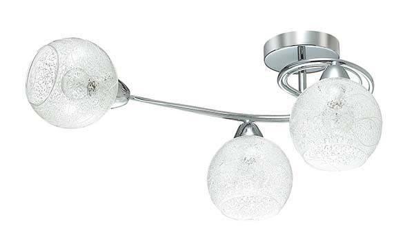 Потолочная люстра Lumion Nevette 3063/3C потолочная люстра lumion nevette 3020 5c
