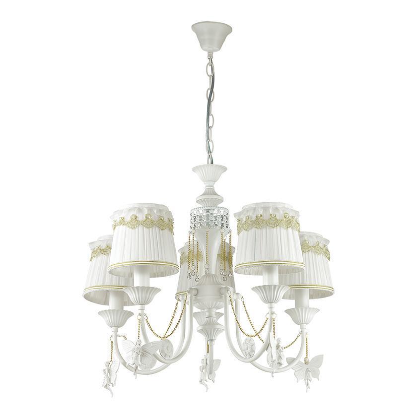 Люстра Lumion Ponso 3408/5 подвесная настольная лампа декоративная lumion ponso 3408 1t
