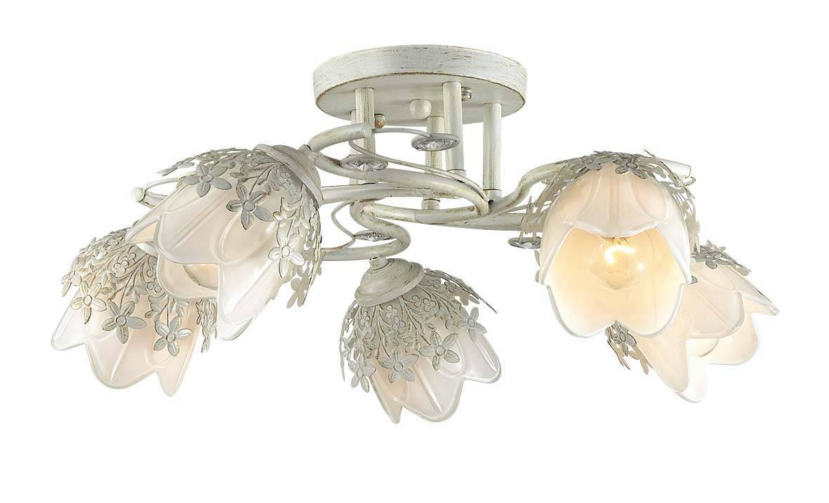 Люстра Lumion Florana 3002/5C потолочная бра lumion florana 3002 1w