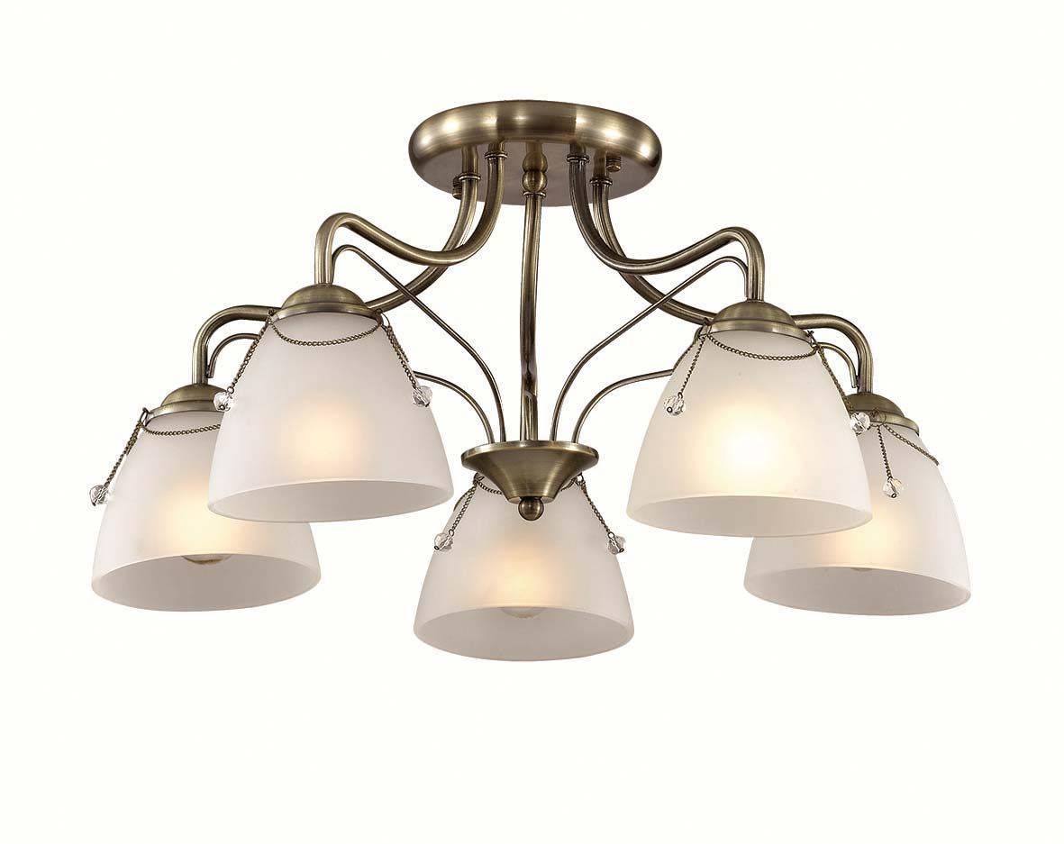 Люстра Lumion Debora 3146/5C потолочная цены