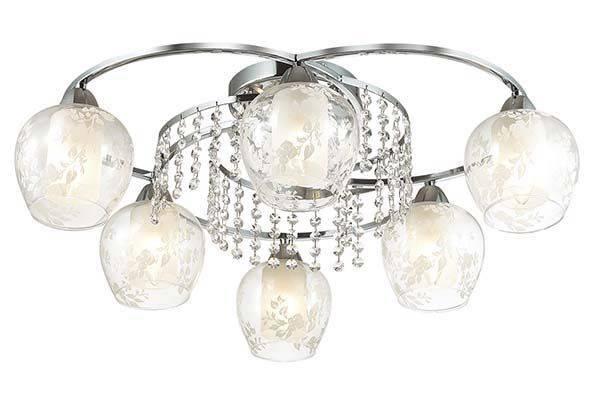 Люстра Lumion Kristalin 3065/6C потолочная потолочная люстра kristalin 3065 6c lumion 1187888