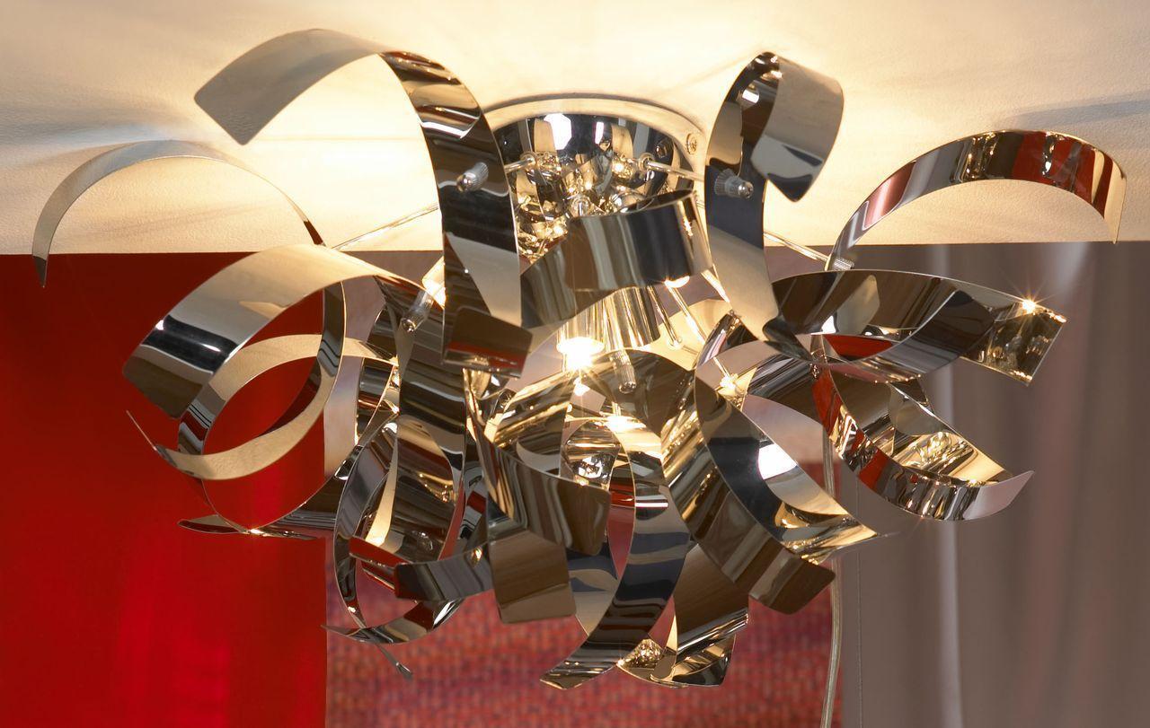 Люстра Lussole Briosco LSA-5907-06 потолочная накладной светильник lussole briosco lsa 5907 09