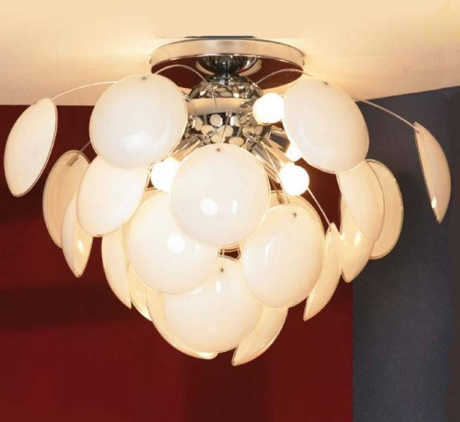 Люстра Lussole Mattina LSQ-4303-06 потолочная накладной светильник lussole mattina lsq 4303 04