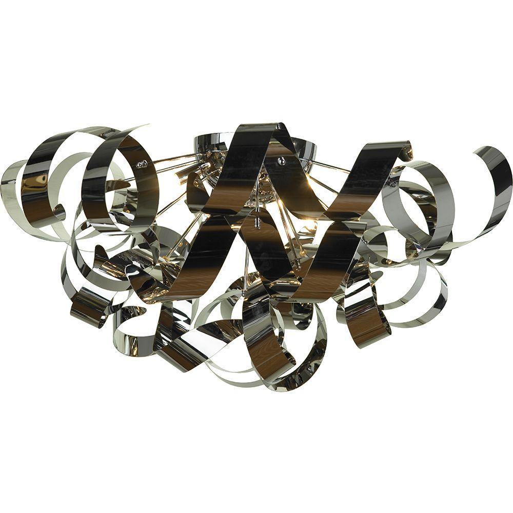Люстра Lussole Briosco LSA-5907-09 потолочная накладной светильник lussole briosco lsa 5907 09