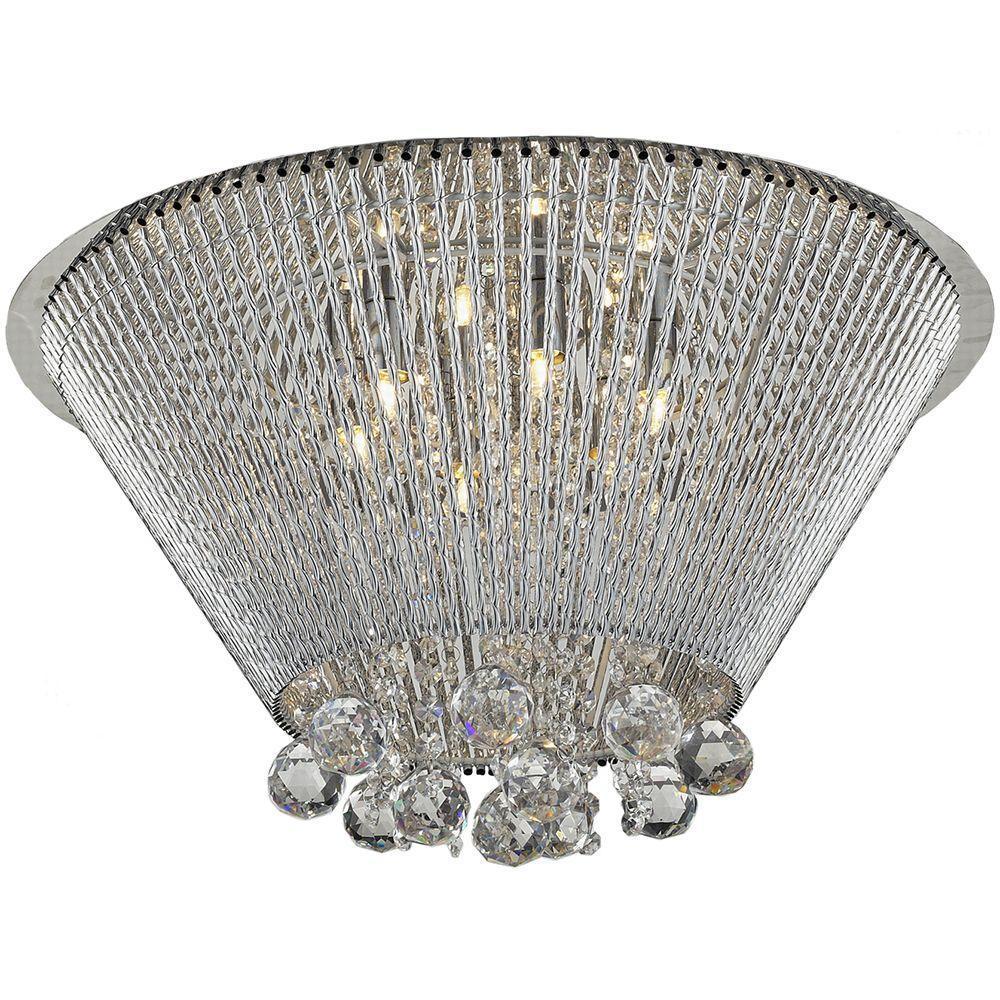 Потолочный светильник Lussole Piagge LSC-8407-06 люстра lussole lsc 8407 12