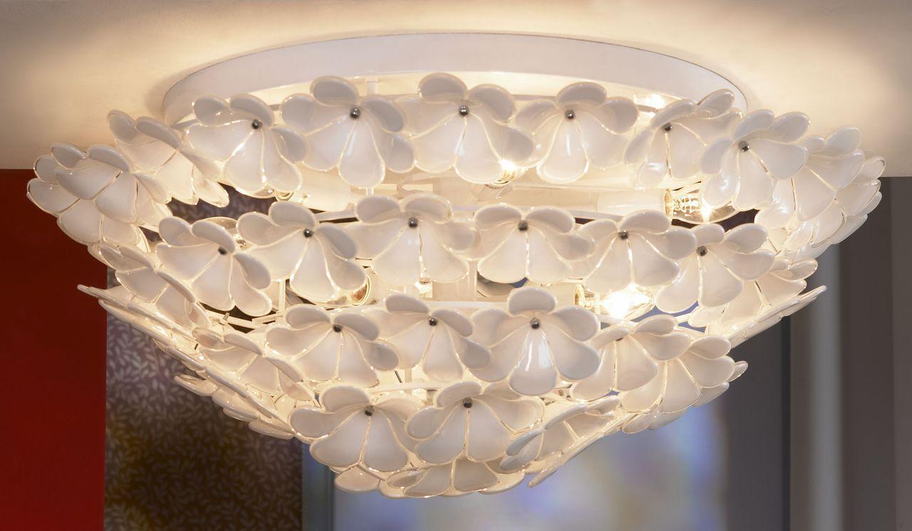 Потолочный светильник Lussole Asinara LSA-5107-09 накладной светильник lussole asinara lsa 5107 05