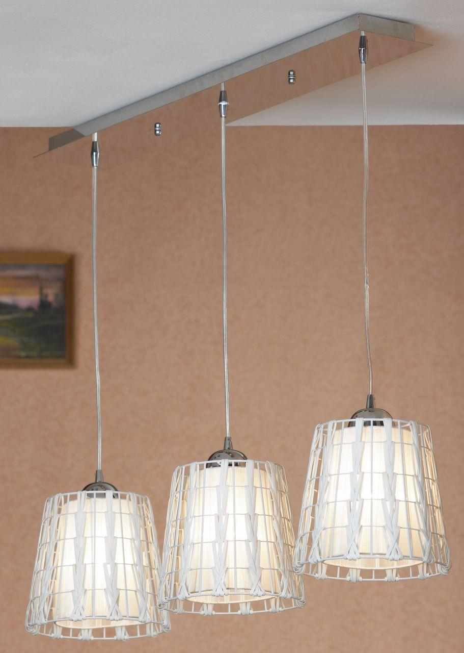 Подвесной светильник Lussole Fenigli LSX-4106-03 потолочный светильник lussole lsx 4106 03