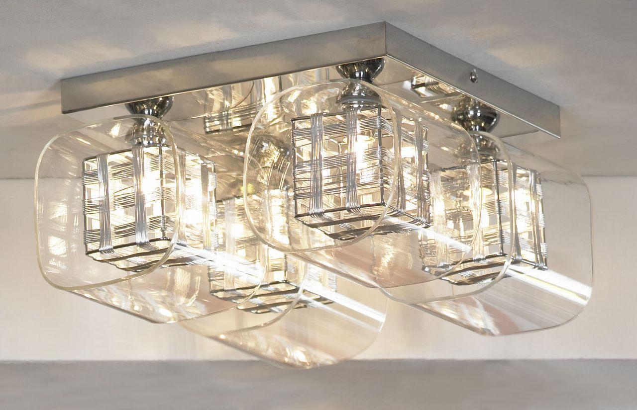 Люстра Lussole Sorso LSC-8007-04 потолочная накладной светильник lussole sorso lsc 8007 01