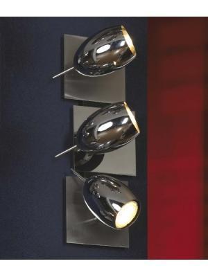 Спот Lussole Baron LSN-4301-03 светильник спот lussole baron lsn 4301 04