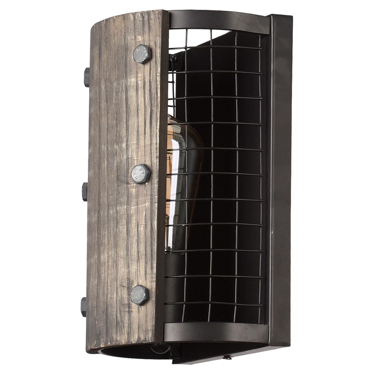 Настенный светильник Lussole Loft LSP-9512 накладной светильник lussole loft lsp 9512