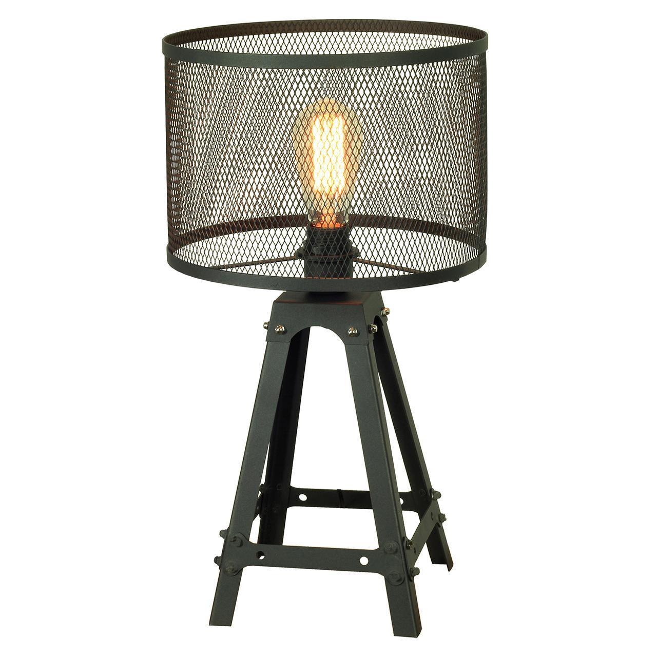 Настольная лампа Lussole Loft LSP-9886 3m 8868
