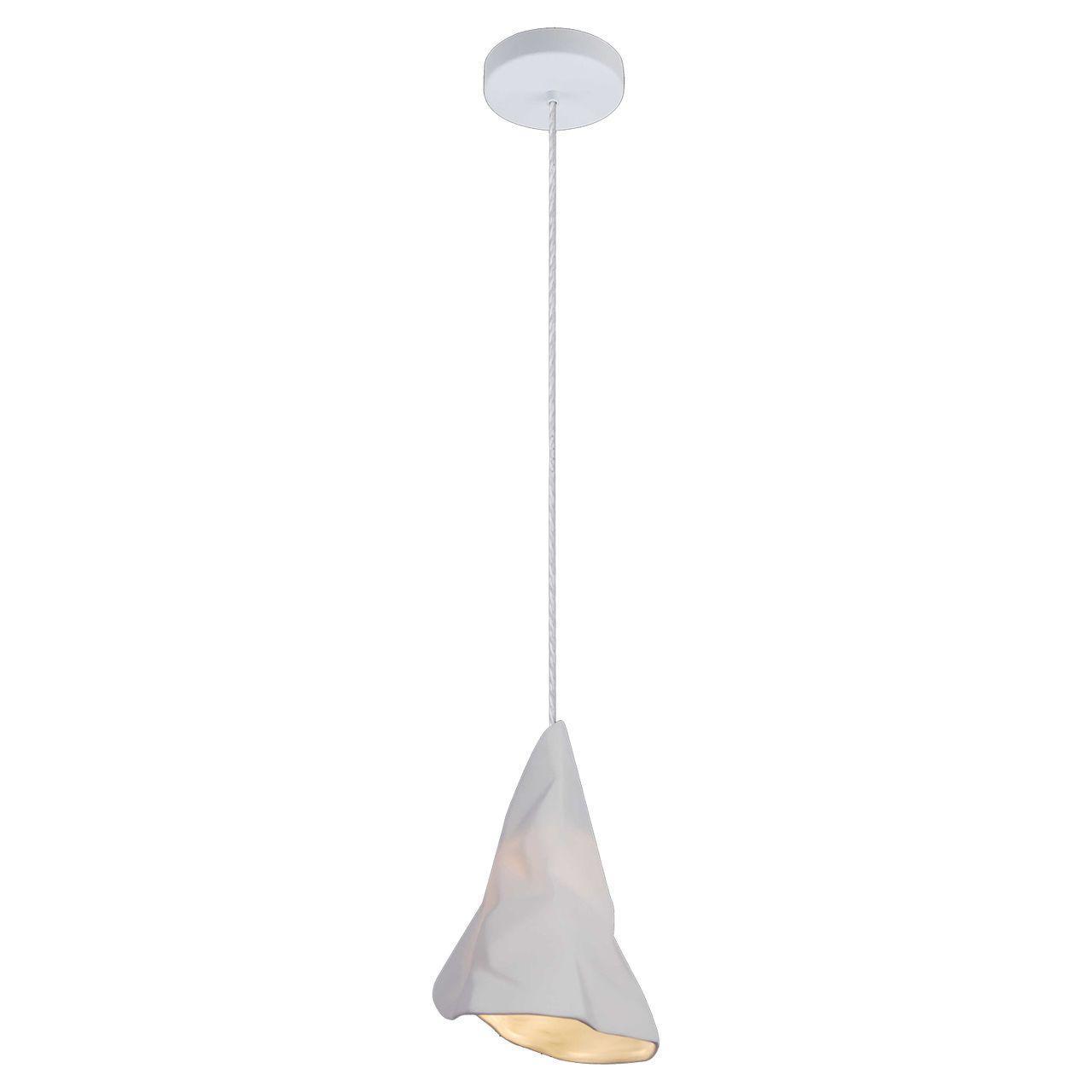 Подвесной светильник Lussole Loft LSP-9657 утюг 9657