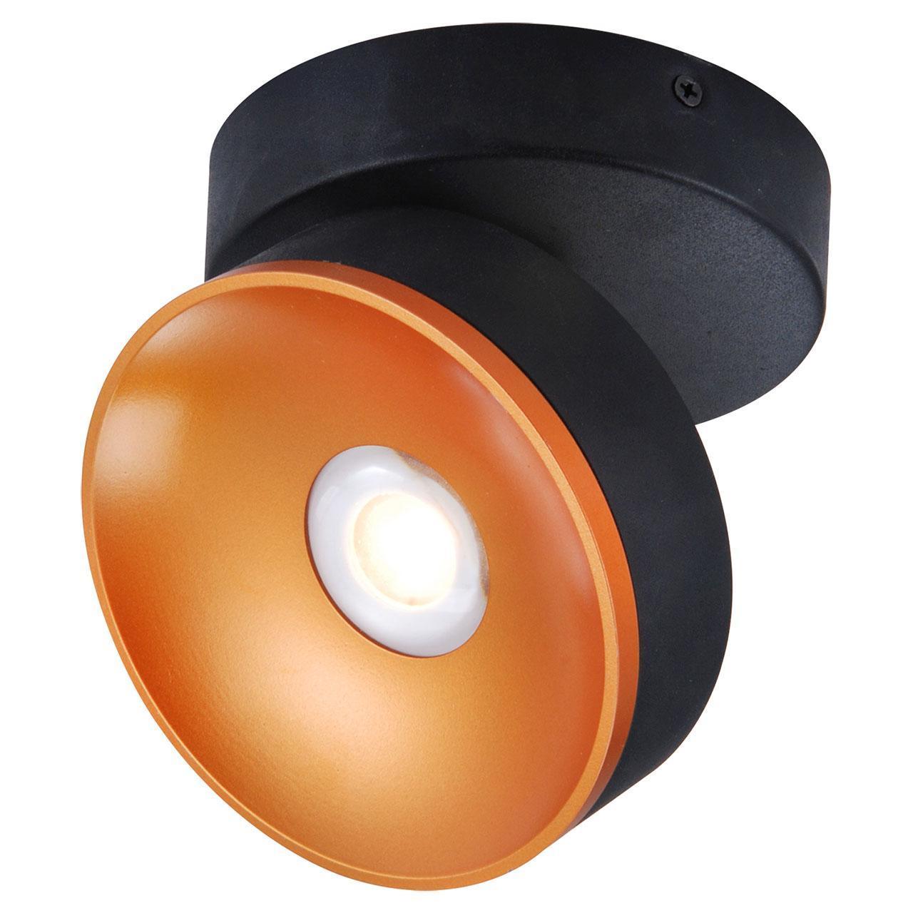 Светодиодный спот Lussole Loft LSP-8017 соусник elan gallery листок 15 7 5 2 5 см 2 секции