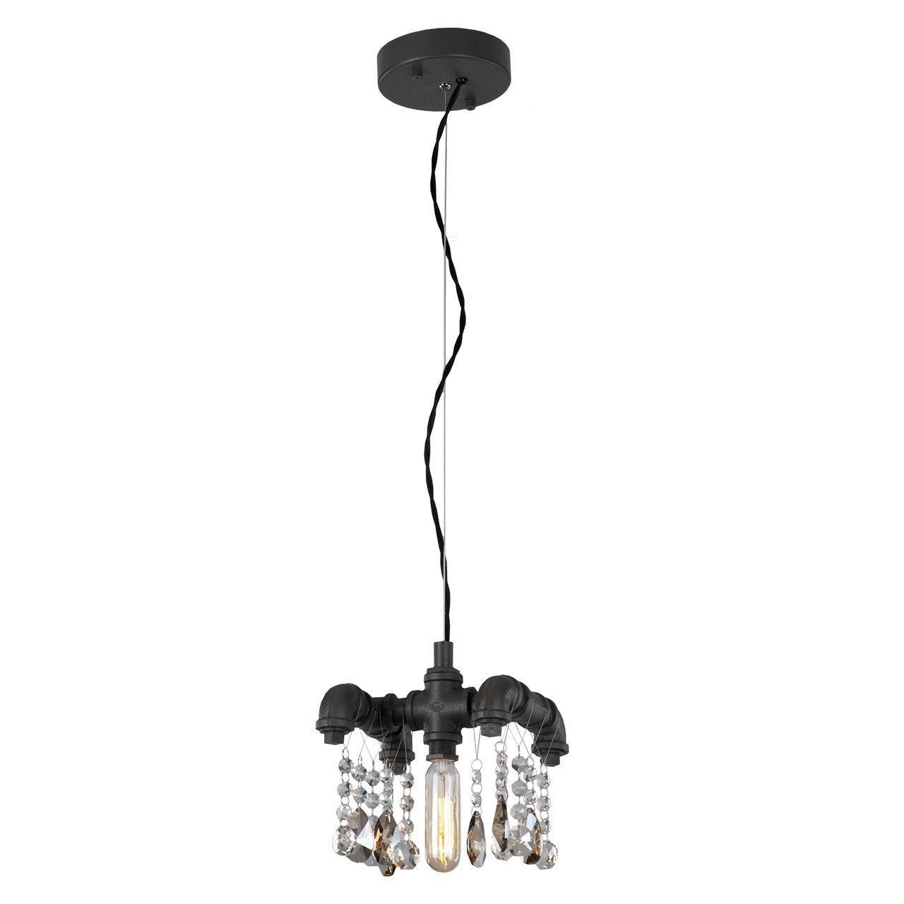 Подвесной светильник Lussole Loft 9 LSP-9371 потолочный светильник lussole lsp 9371