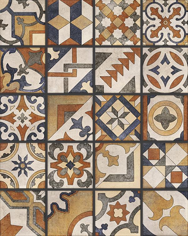 Настенная плитка Mainzu Rialto +18206 Dec.Heraldo настенная плитка sanchis moods lavanda 20x50