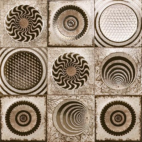 Настенная плитка Mainzu Artigiano +26829 Shape Cream настенная плитка decocer devon cream 7 5x15