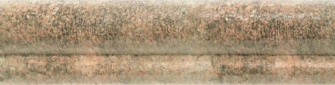 Бордюр Mainzu Bolonia +12230 Moldura Ocre бордюр monopole petra silver moldura 5x15