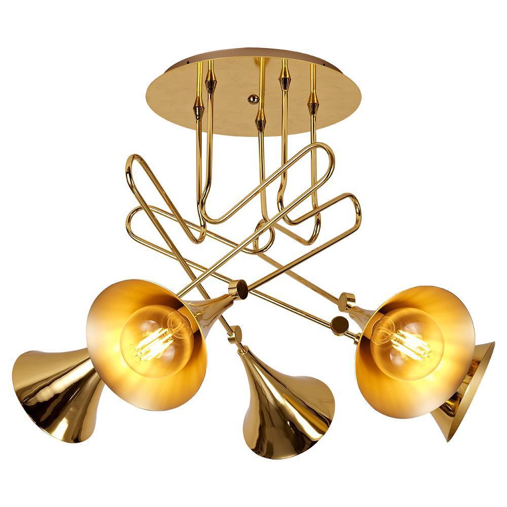 Люстра Mantra Jazz 5897 подвесная подвесная люстра mantra jazz 5897
