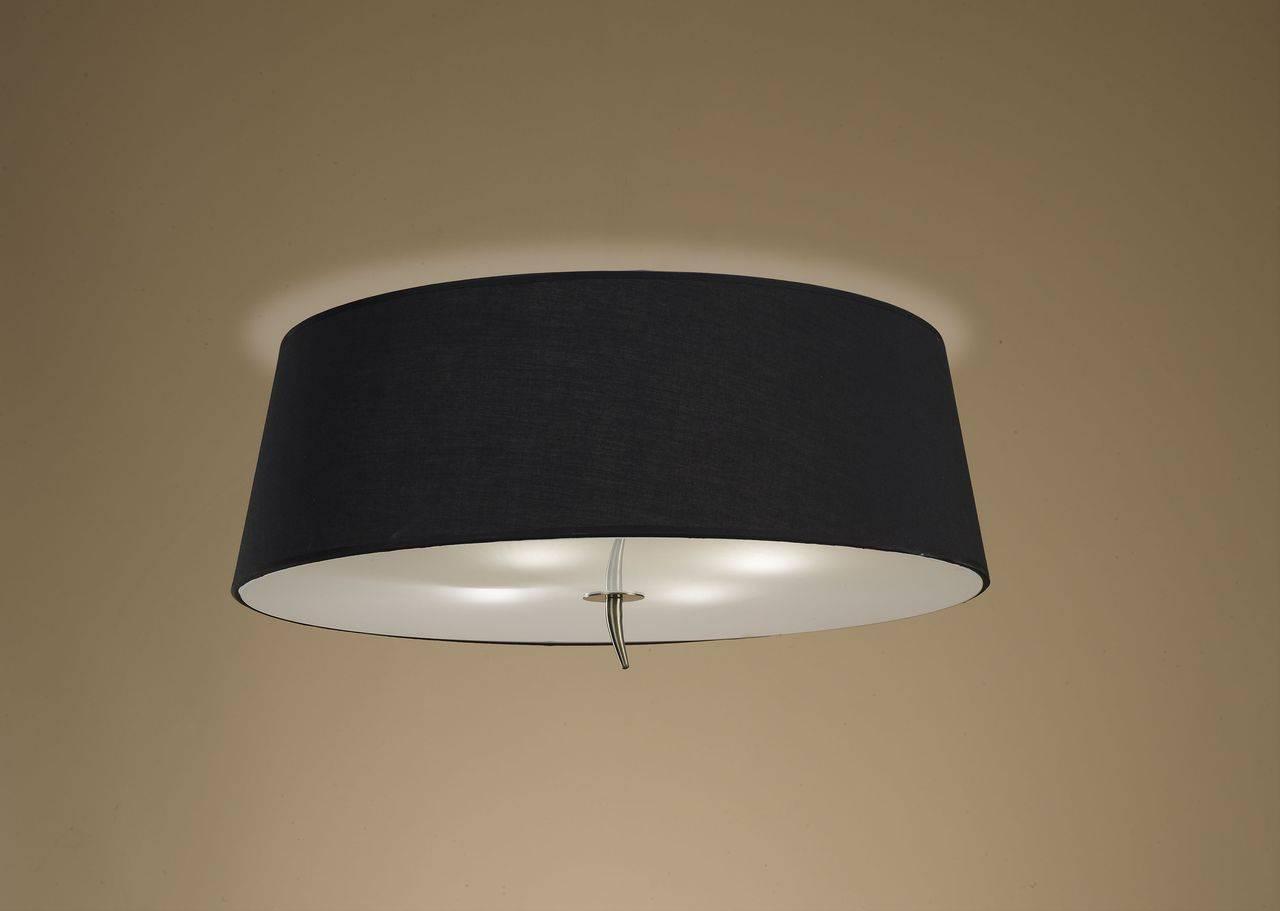 Потолочный светильник Mantra Ninette Satin Nickel 1919 бра mantra ninette satin nickel 1914