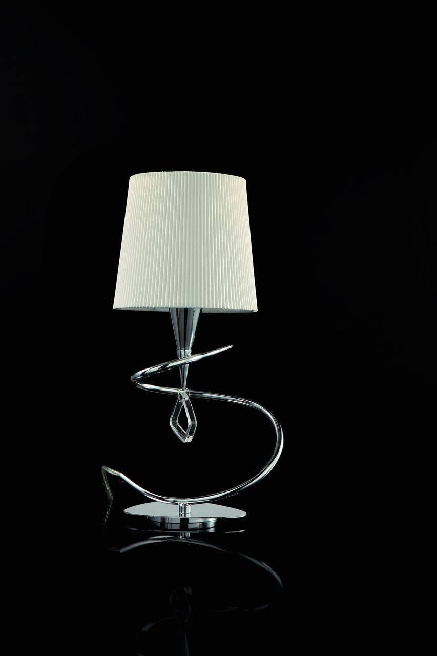 Настольная лампа Mantra Mara Chrome - White 1649