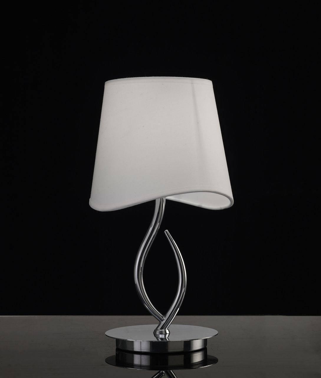 Настольная лампа Mantra Ninette Chrome 1905 все цены