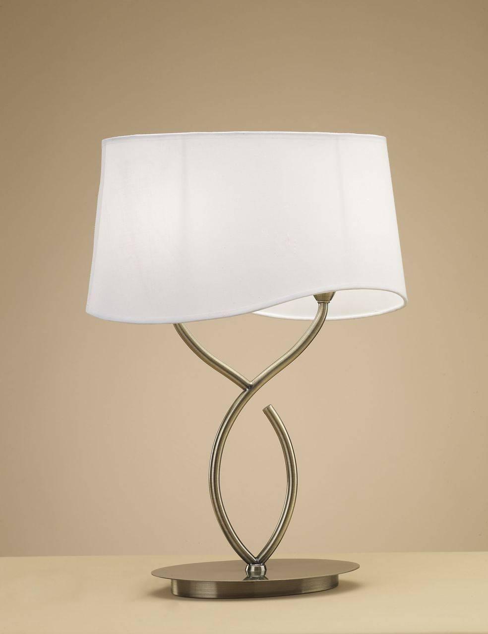 Настольная лампа Mantra Ninette Antique Bras 1926 все цены