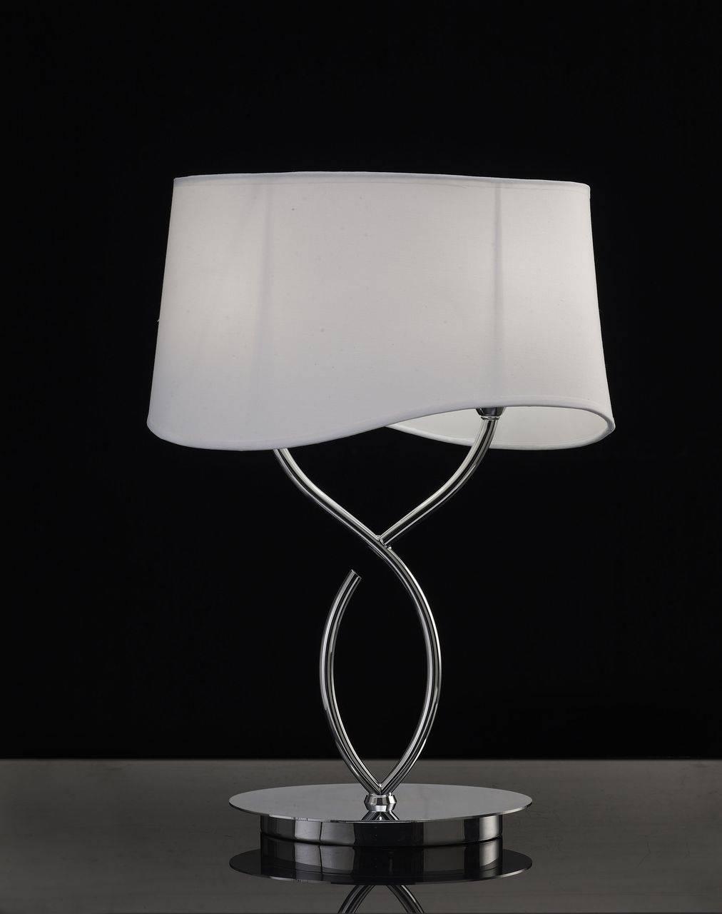 Настольная лампа Mantra Ninette Chrome 1906 все цены