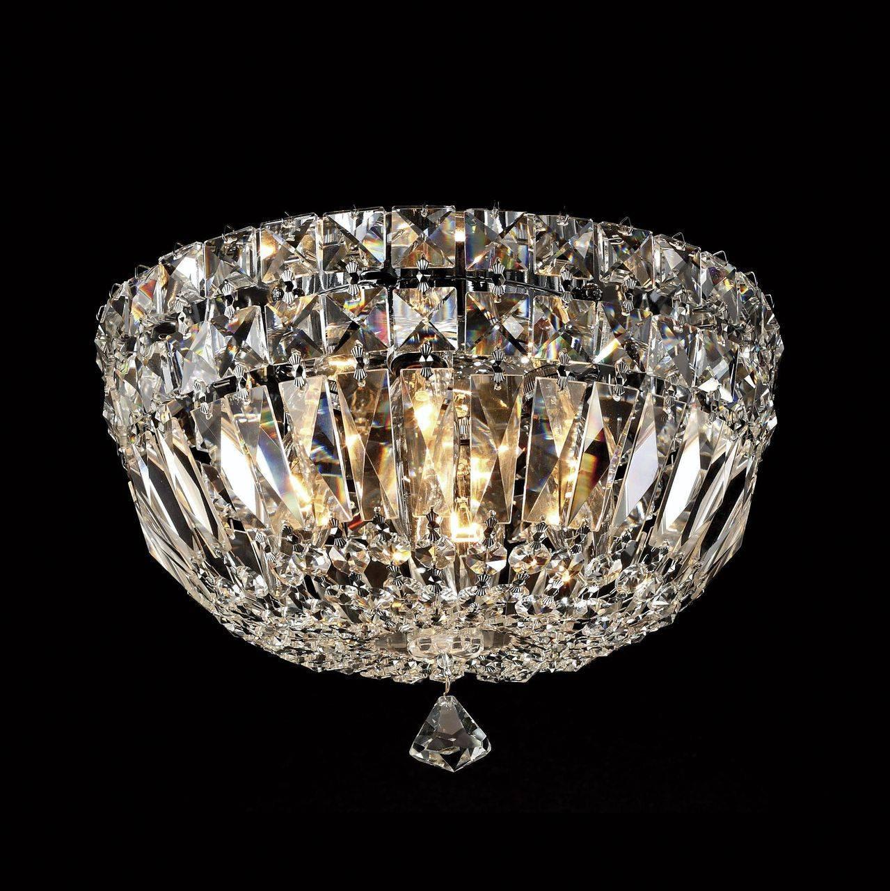 Потолочный светильник Mantra Crystal 4611 цена 2017