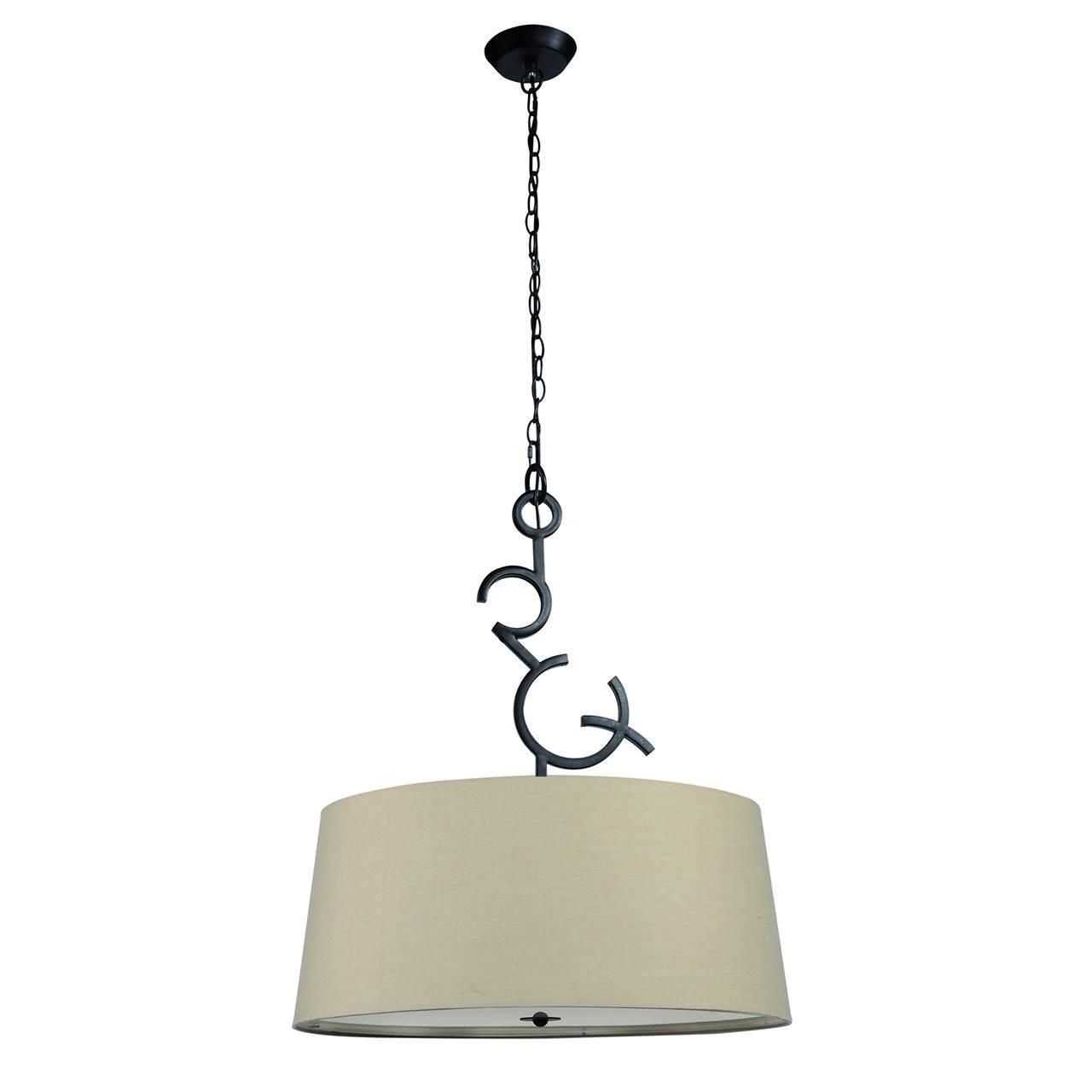 лучшая цена Подвесной светильник Mantra Argi 5213