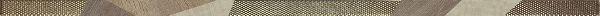 Бордюр Mapisa Cen Crystal Mix 2,5х80 бордюр europa ceramica statuario cen inspiracion 5х50