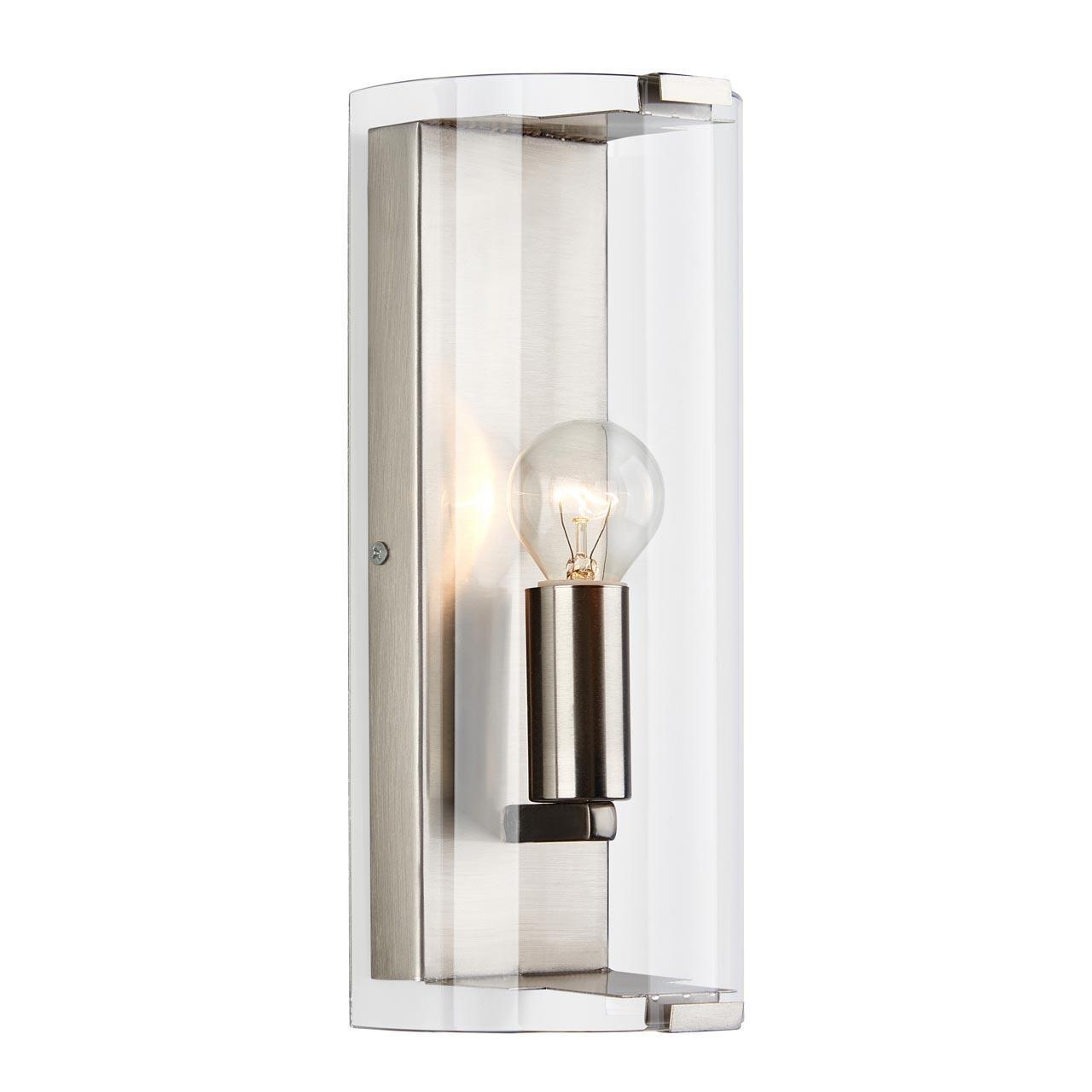 Настенный светильник Markslojd Forum 107016 markslojd настенный светильник markslojd mellerud 100008
