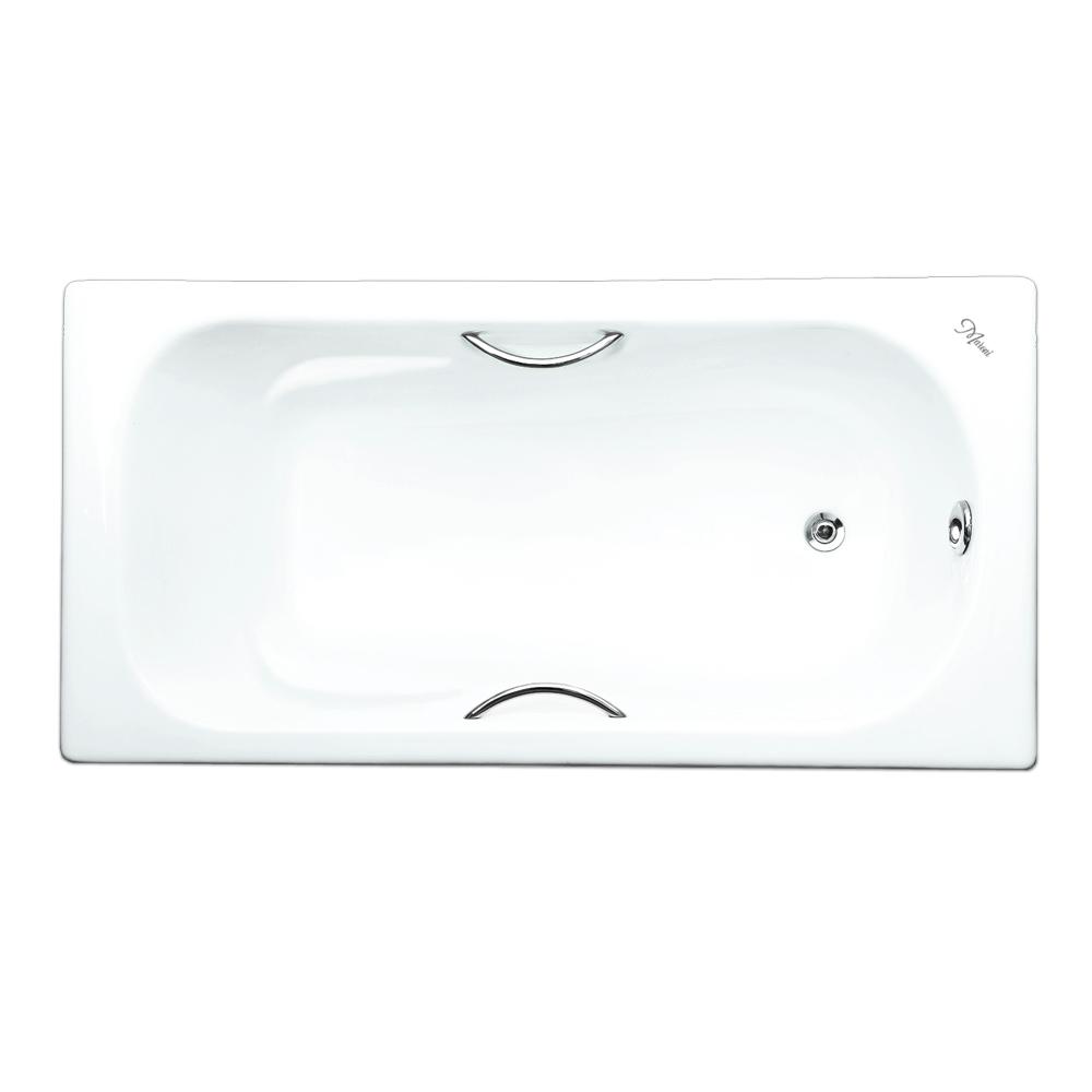 Чугунная ванна Maroni Colombo 170*75 с ручками цена