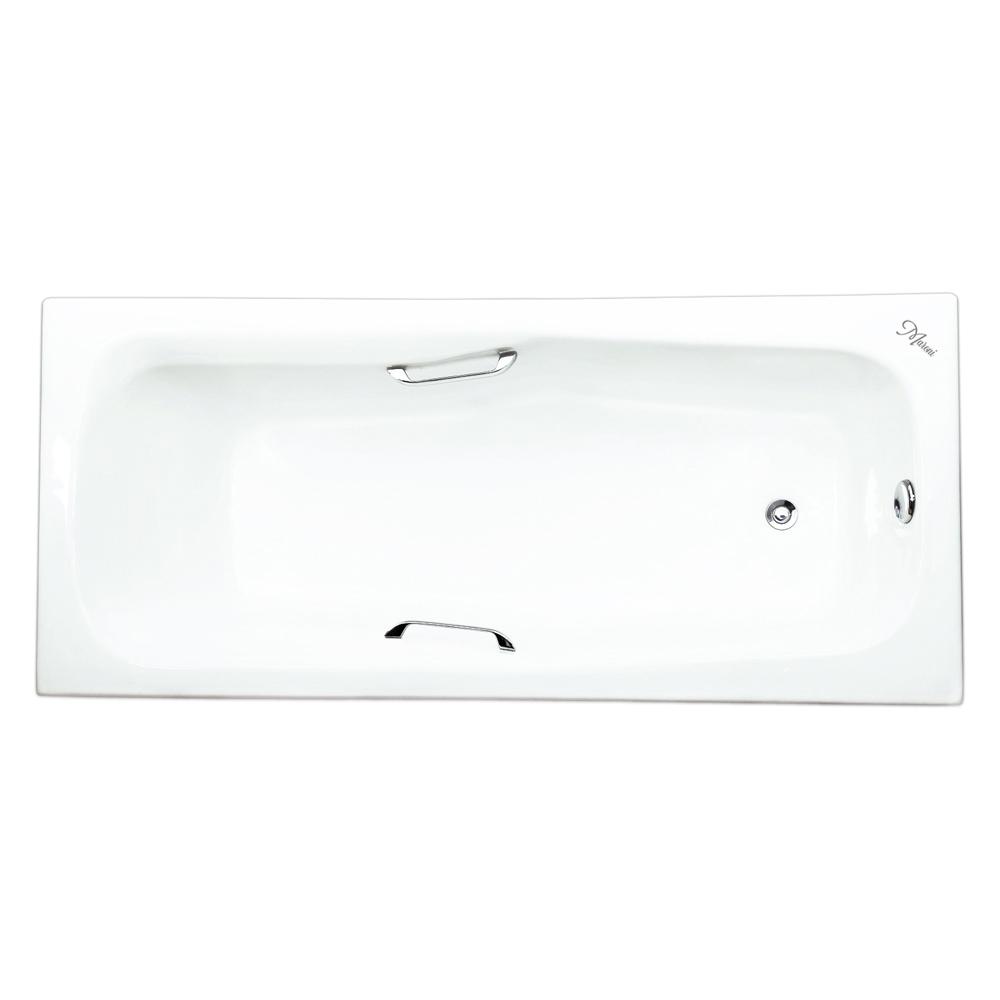 Чугунная ванна Maroni Giordano 180*80 с ручками цена