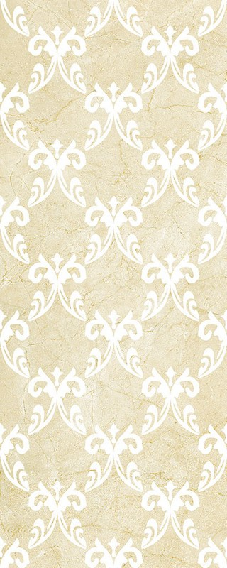 Настенная плитка Mayolica Decor Versailles Crema 28х70 декор tagina woodays angolo versailles larice biondo 61x61