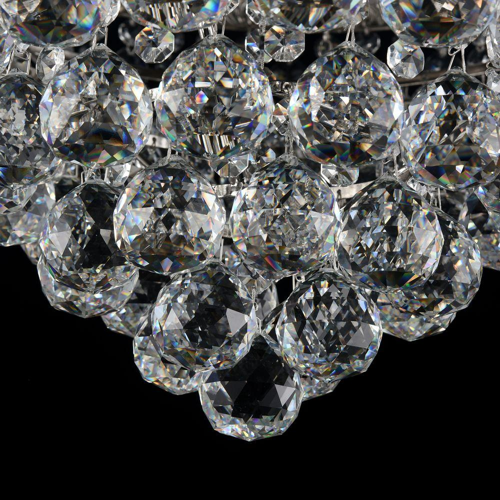 Люстра Maytoni Gala DIA783-CL38-6-N потолочная люстра на штанге maytoni gala dia783 cl38 6 n