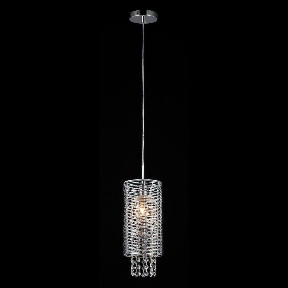 Подвесной светильник Maytoni Twig P008-PL-01-N потолочный светильник maytoni p008 pl 03 n