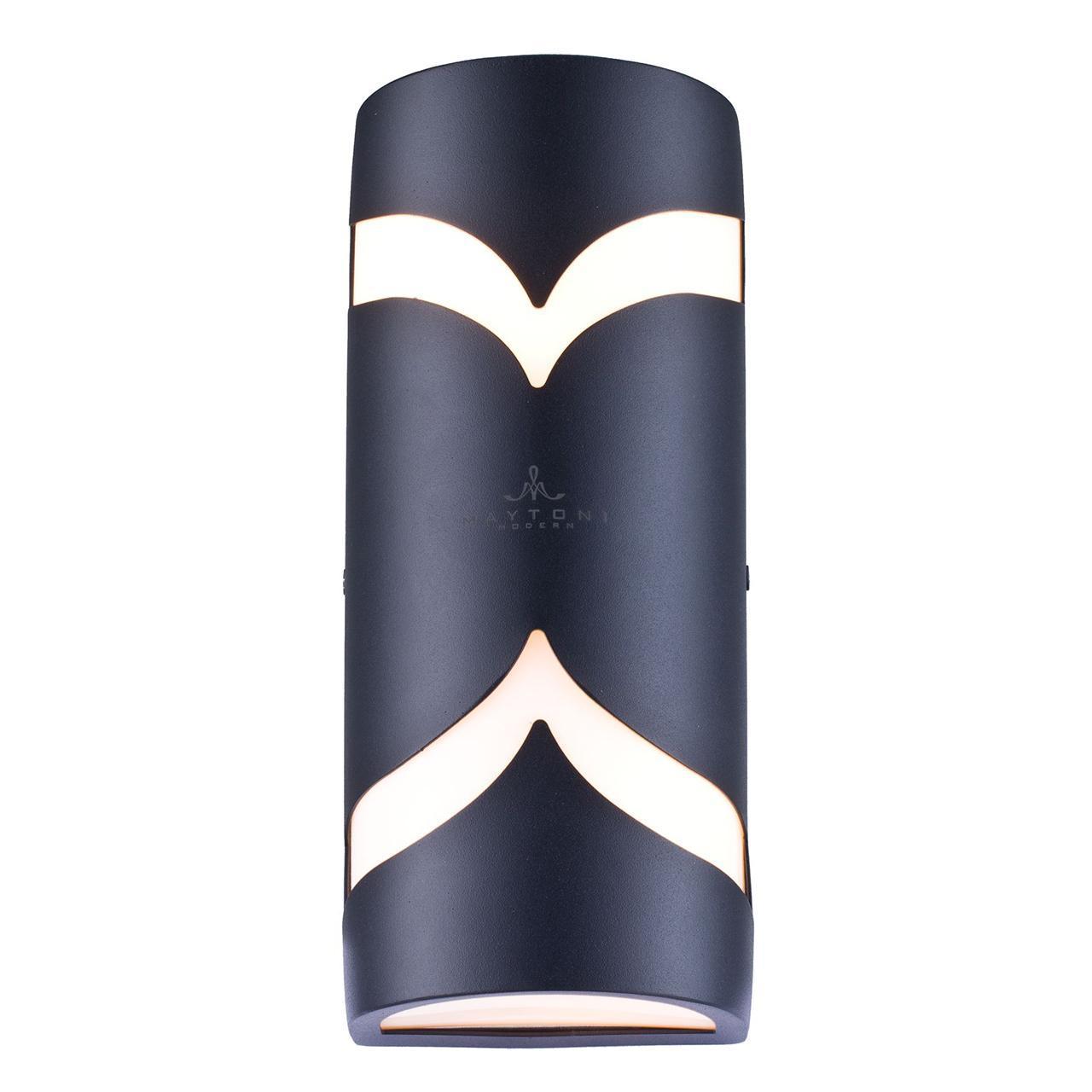 Уличный настенный светильник Maytoni Fifth Avenue S710-25-02-B накладной светильник maytoni fifth avenue s710 25 02 b