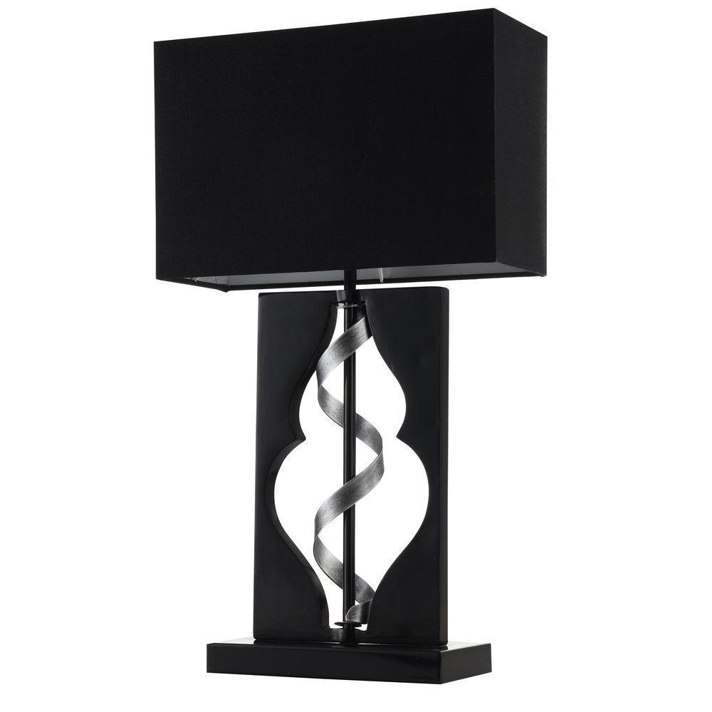 Настольная лампа Maytoni Intreccio ARM010-11-R