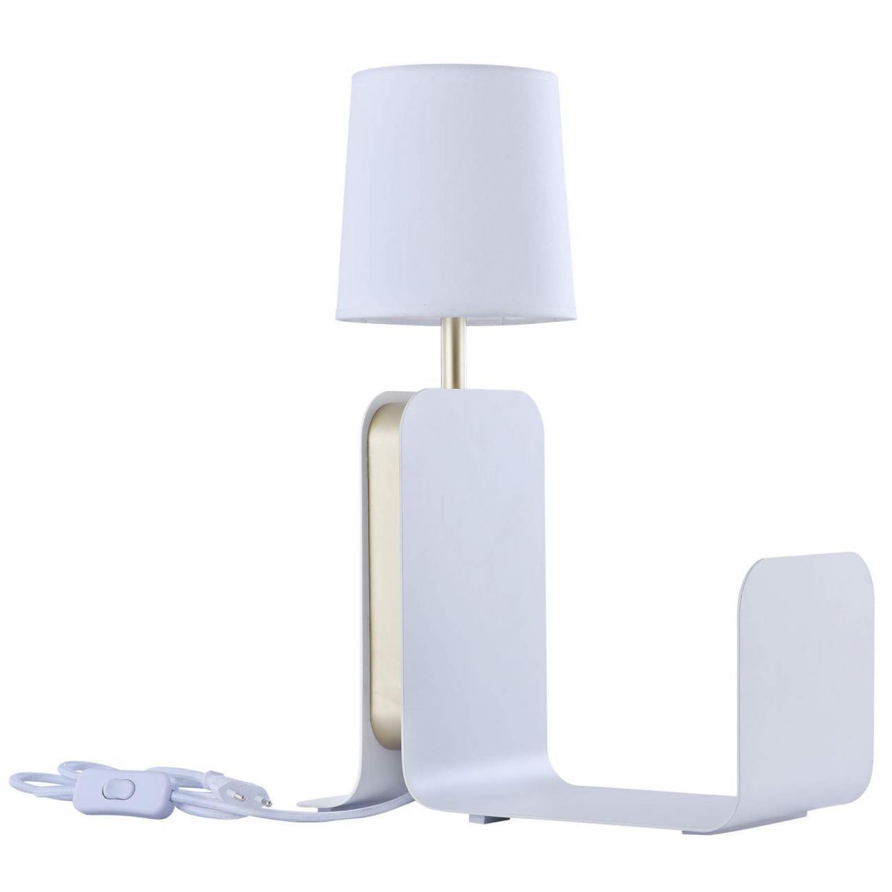 Настольная лампа Maytoni Karl MOD618TL-01W цена 2017
