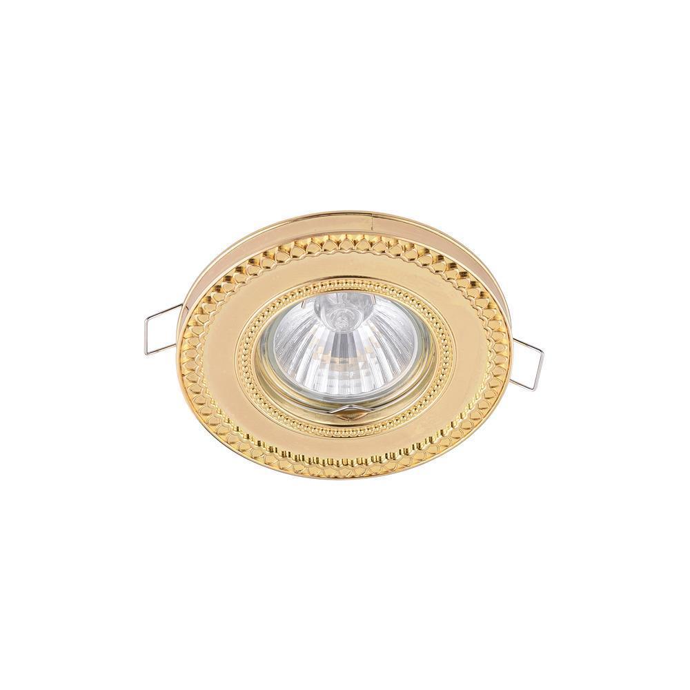 Встраиваемый светильник Maytoni Metal DL302-2-01-G встраиваемый светильник maytoni dl293 01 g