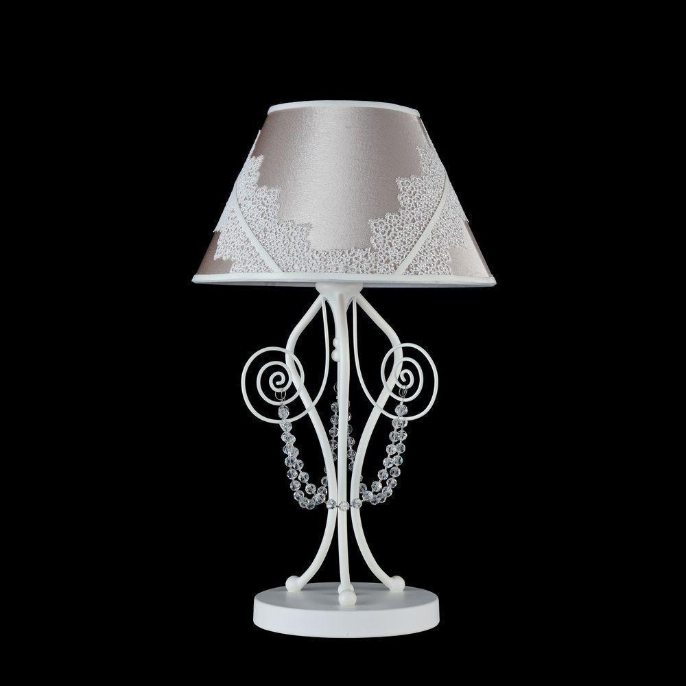 Настольная лампа Maytoni Lucy ARM042-11-W maytoni arm042 11 w