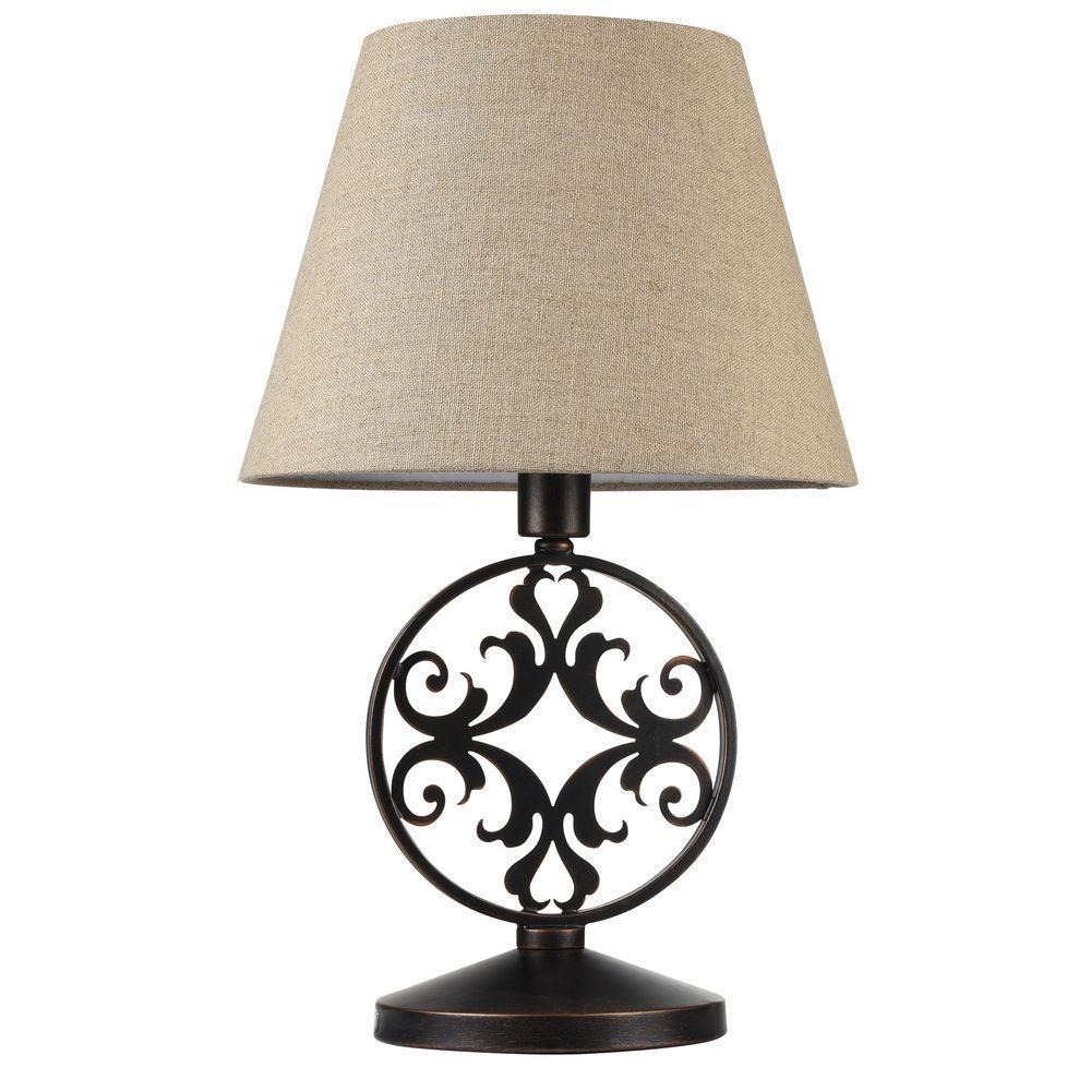 Настольная лампа Maytoni Rustika H899-22-R цена