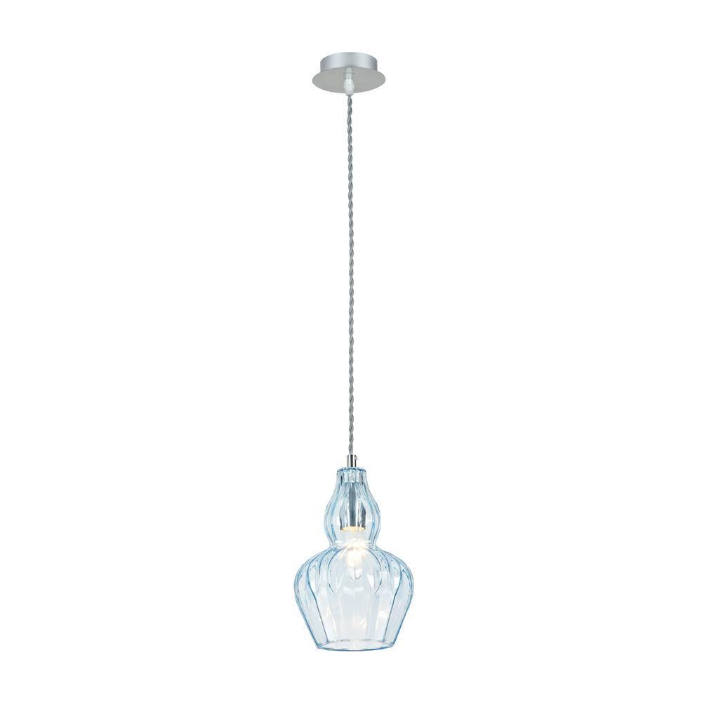 Подвесной светильник Maytoni Eustoma MOD238-PL-01-BL подвесной светильник maytoni mod238 pl 01 b